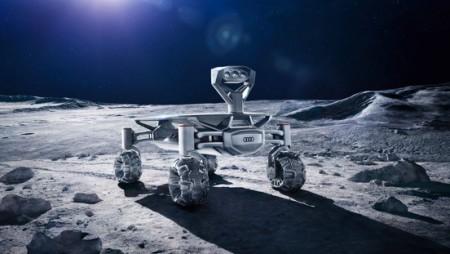 Audi Lunar Rover at SpaceForum