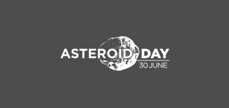 Asteroid Day - Textured White